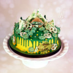 Hawks cake