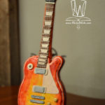 Les Paul Guitar Cake