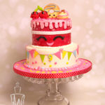 Shopkins cake logo