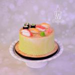 Sydney's Sushi cake