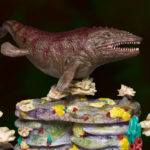 mosasaur-cakelustration